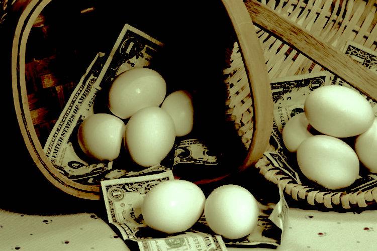 Teoria de Markowitz - não colocar todos os ovos na mesma cesta