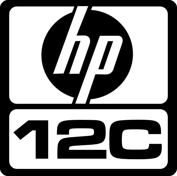 Hp12c logo
